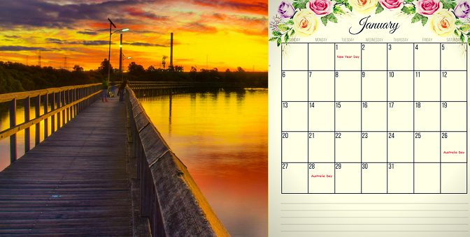 Image result for january 2019 calendar