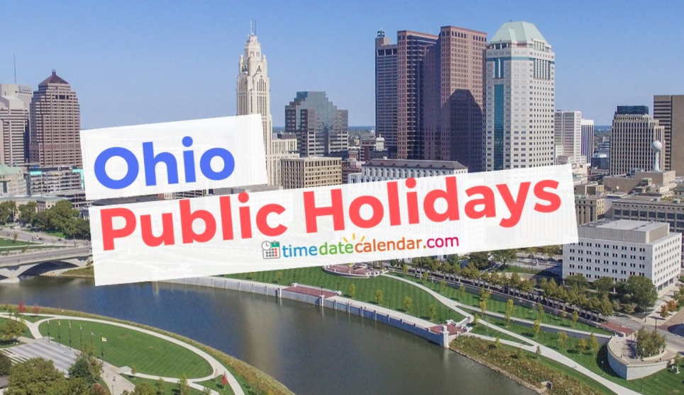 Ohio public holidays 2021